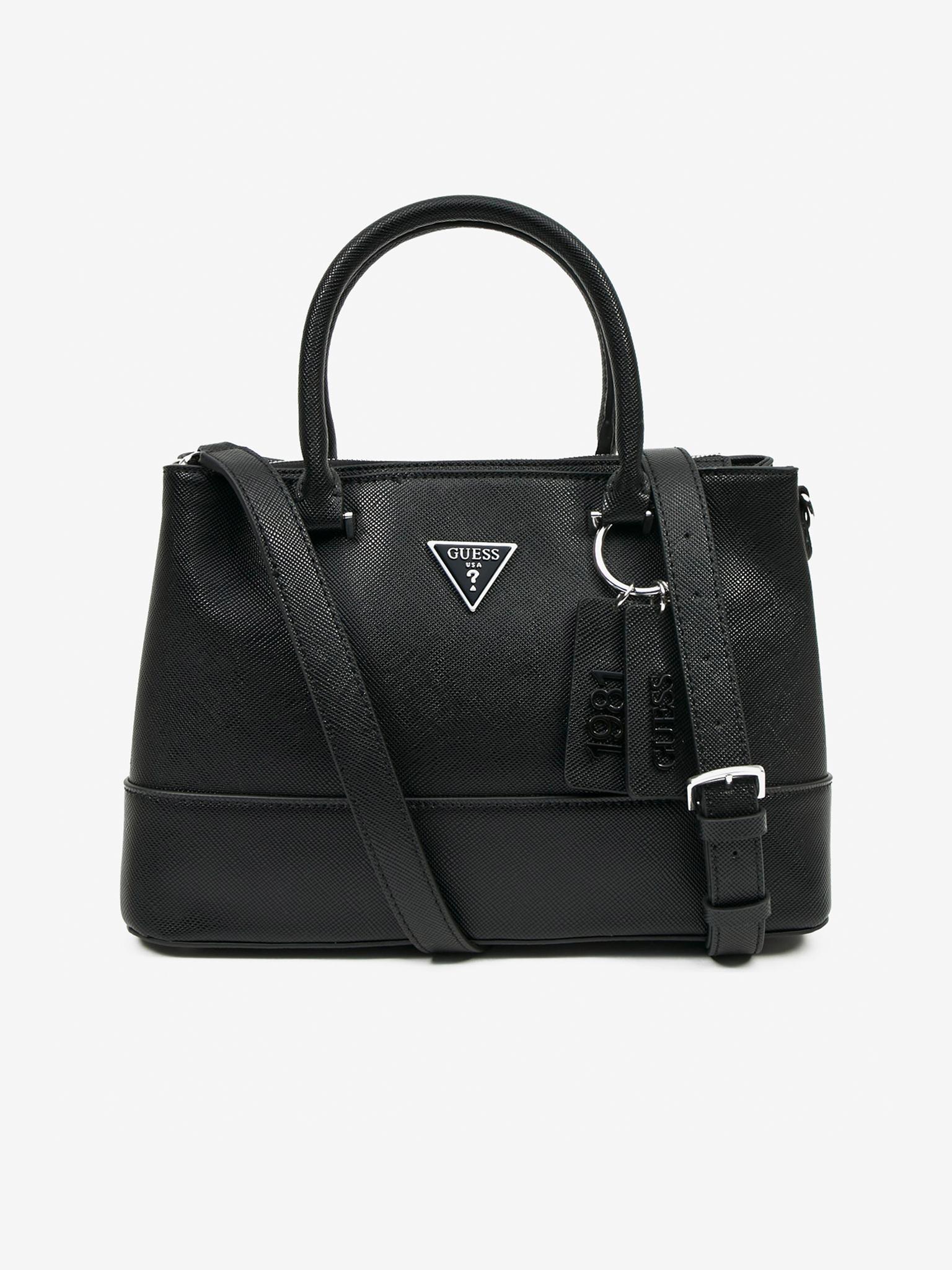 Guess czarny torebka Cordelia Luxury