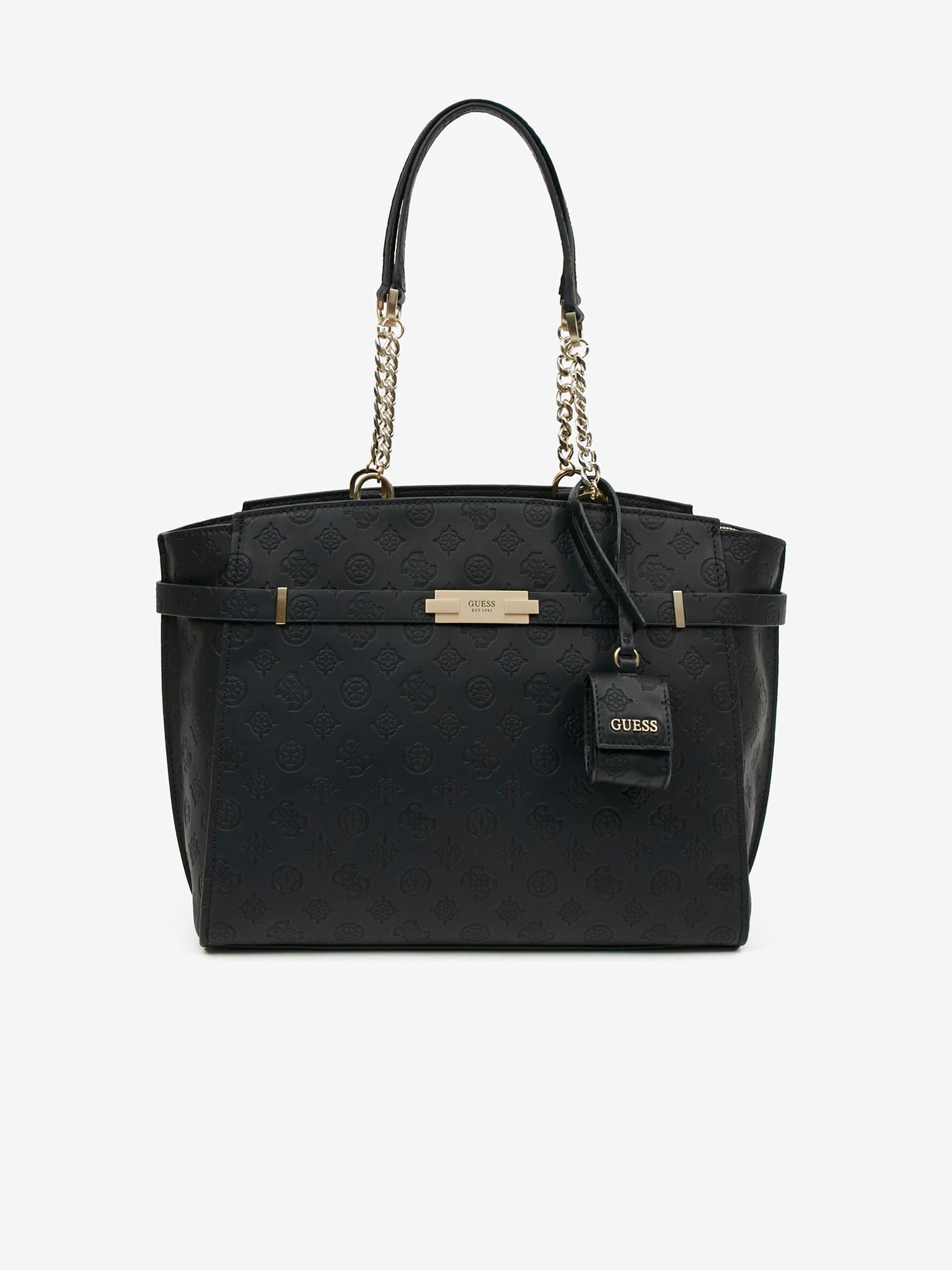 Guess czarny torebka Bea Elite