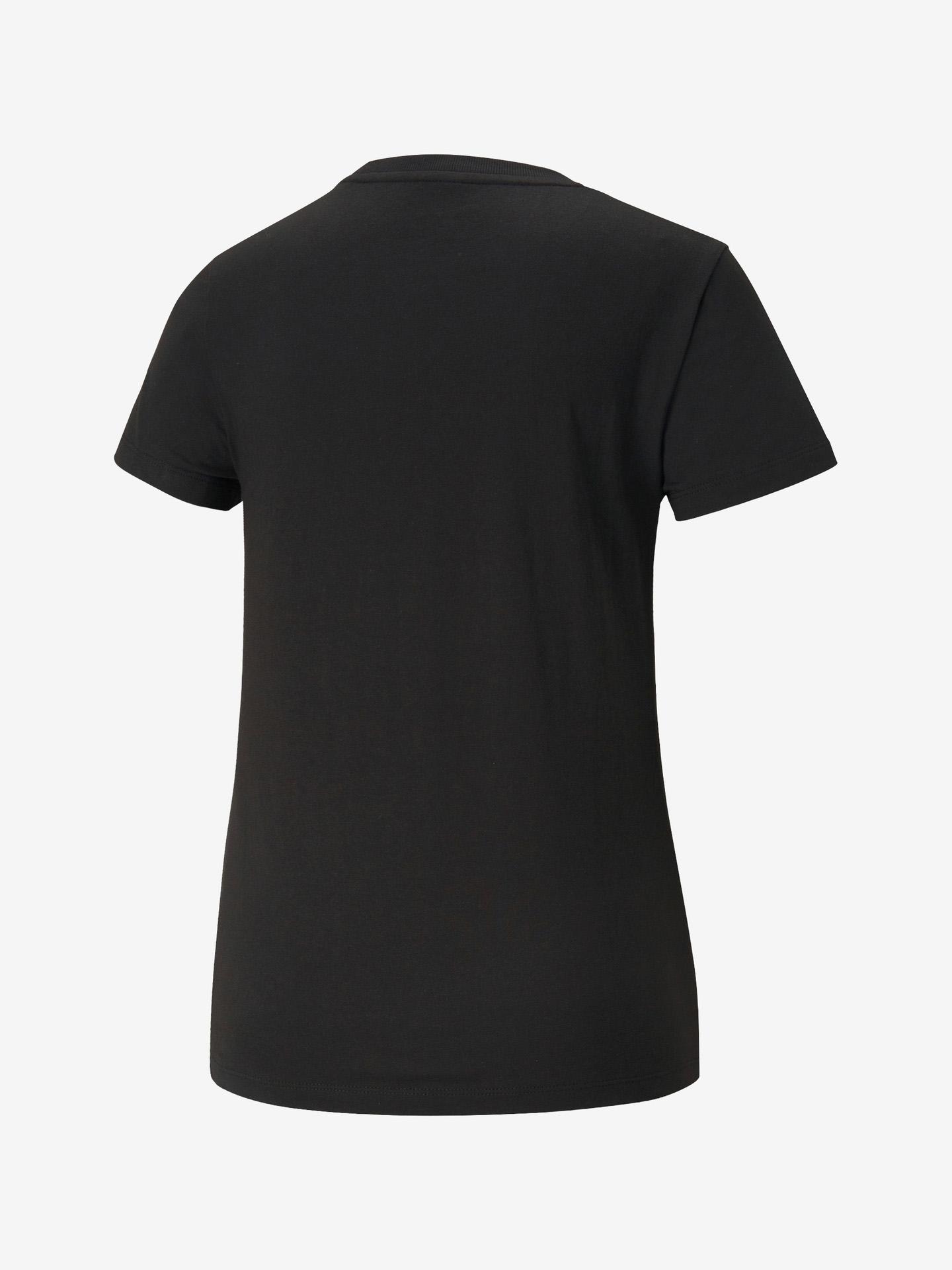 Puma INTL Graphic Koszulka Czarny