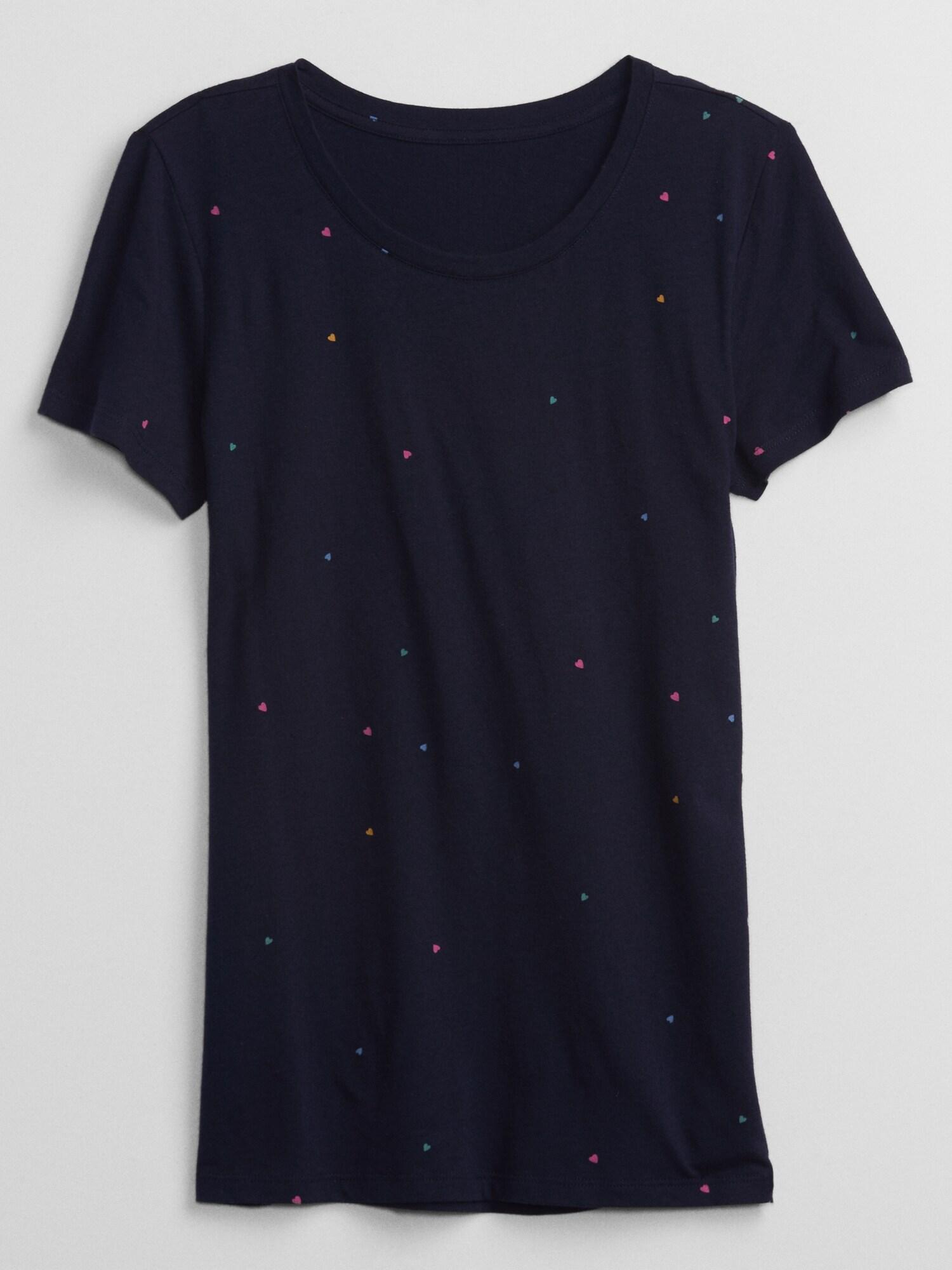 GAP Koszulki, topy damskie niebieski  Favorite