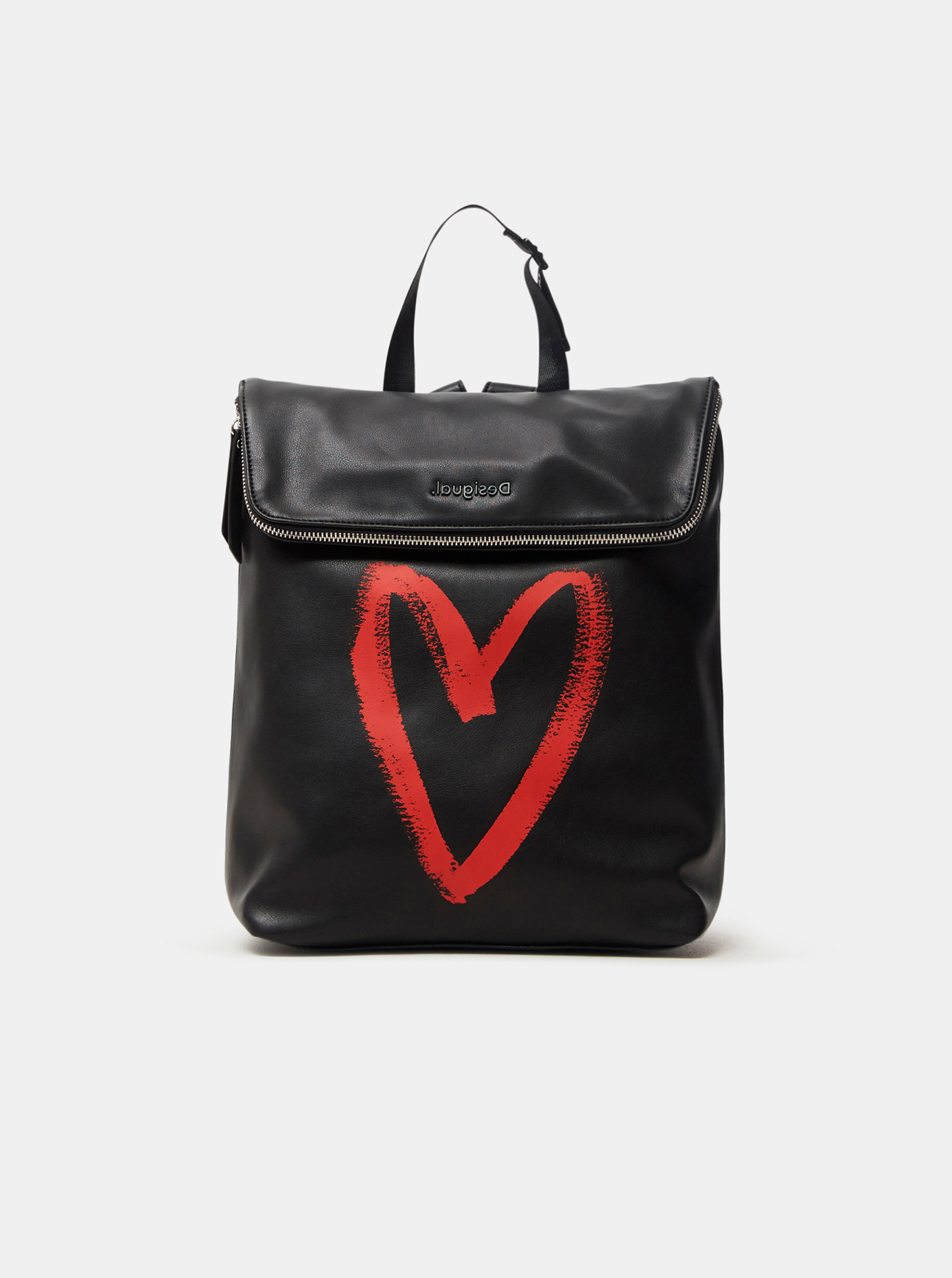 Desigual czarny plecak Amasenti Nerano