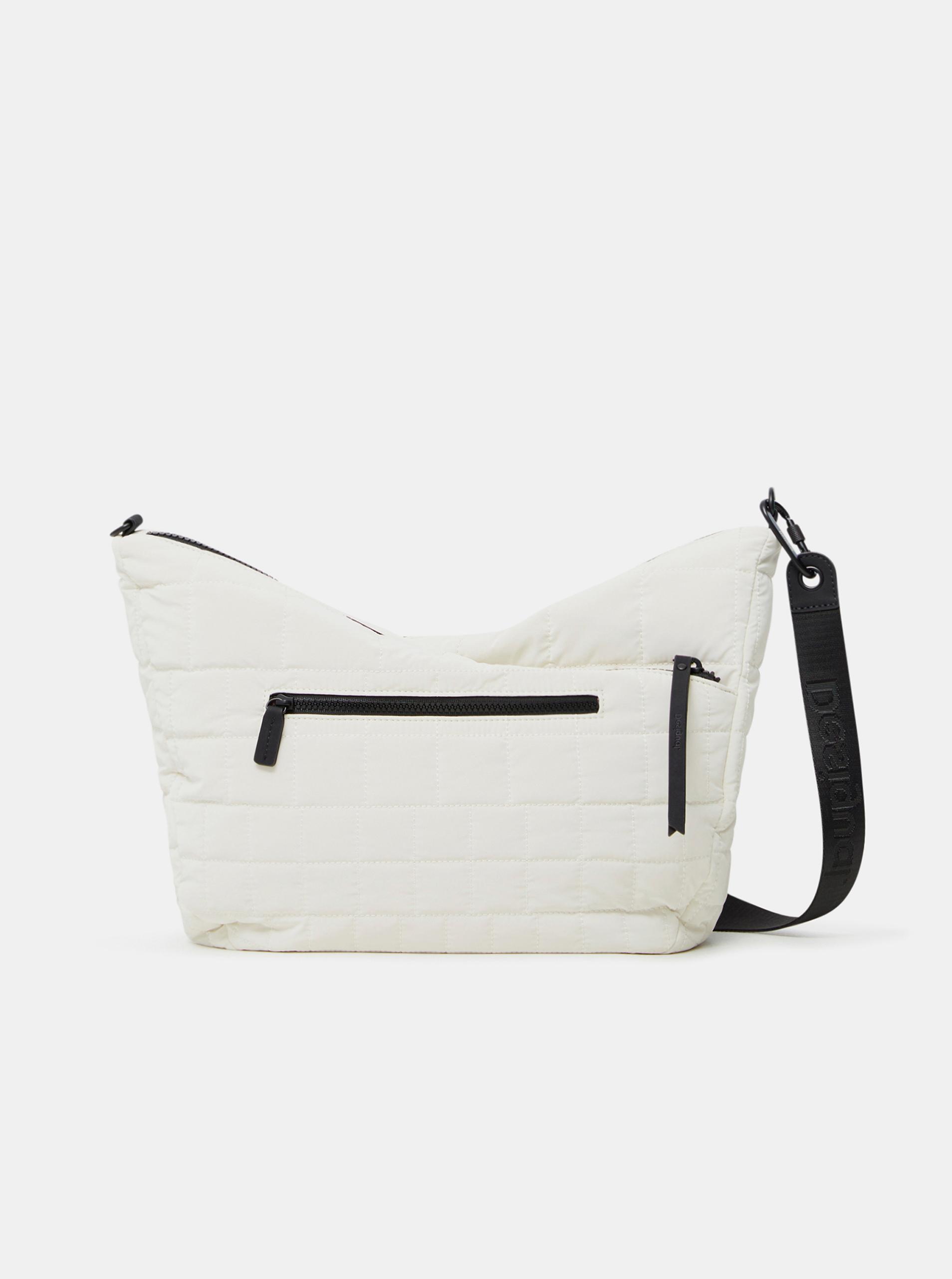 Desigual biały torebka COcoa Harry 2.0 Maxy