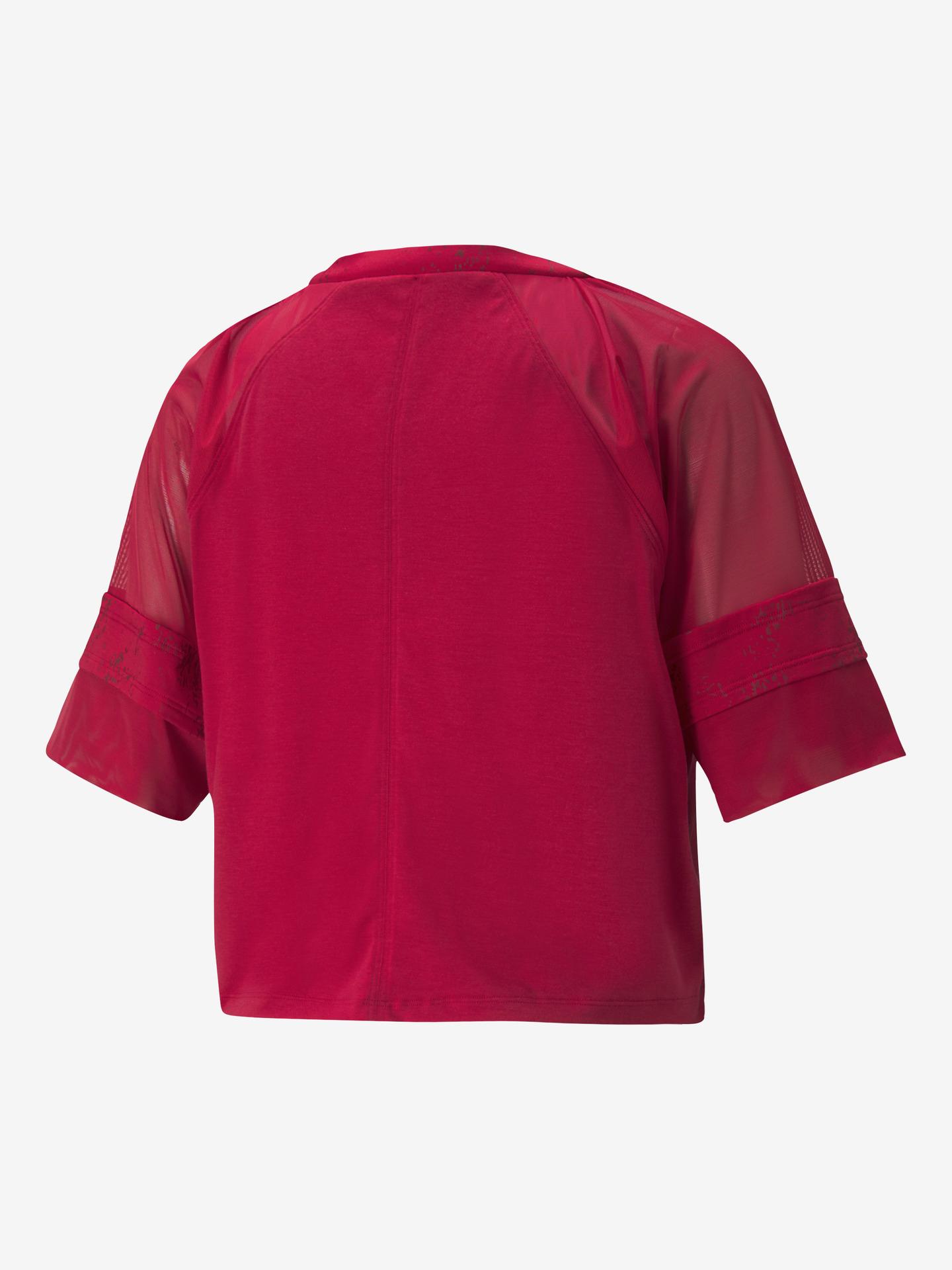 Puma Koszulka damska czerwony