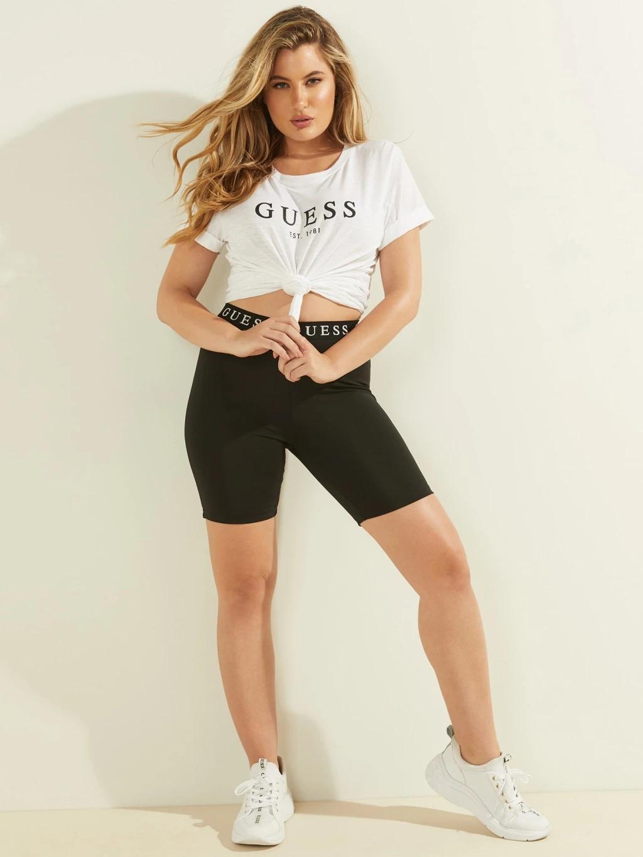 Guess Koszulka damska biały