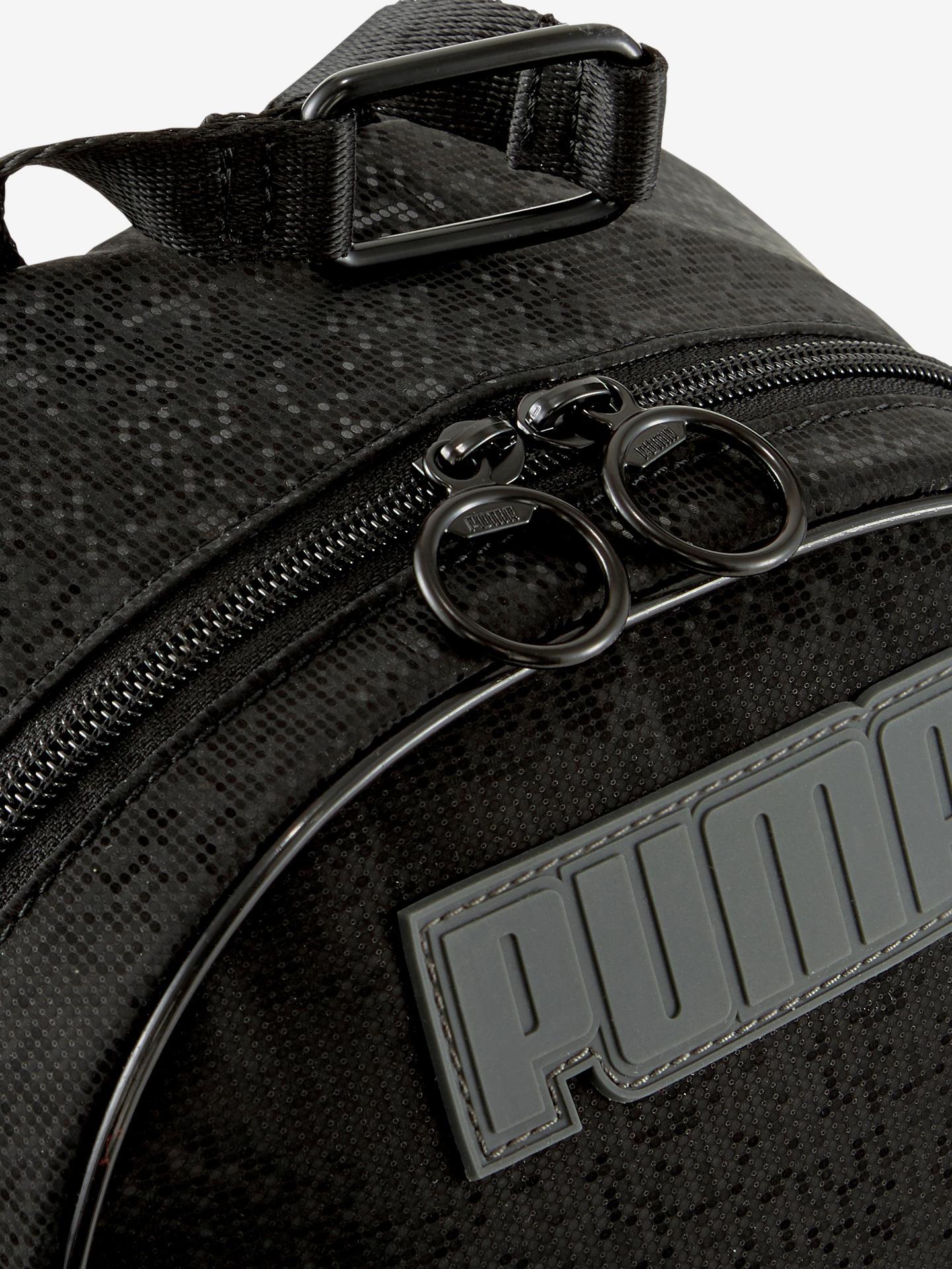 Puma Plecak damski czarny  Time