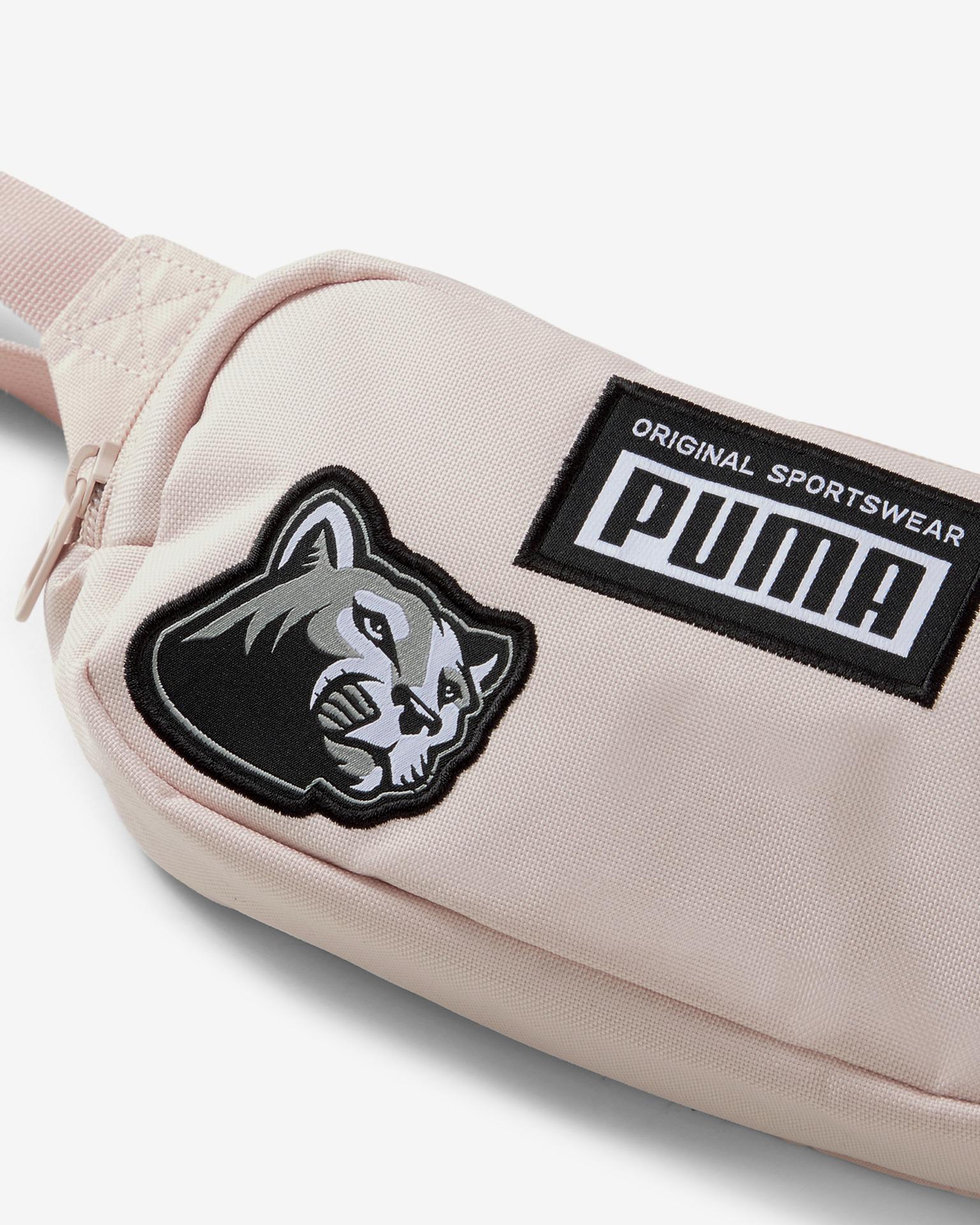 Puma Damska torebka biodrowa różowy Ledvinka