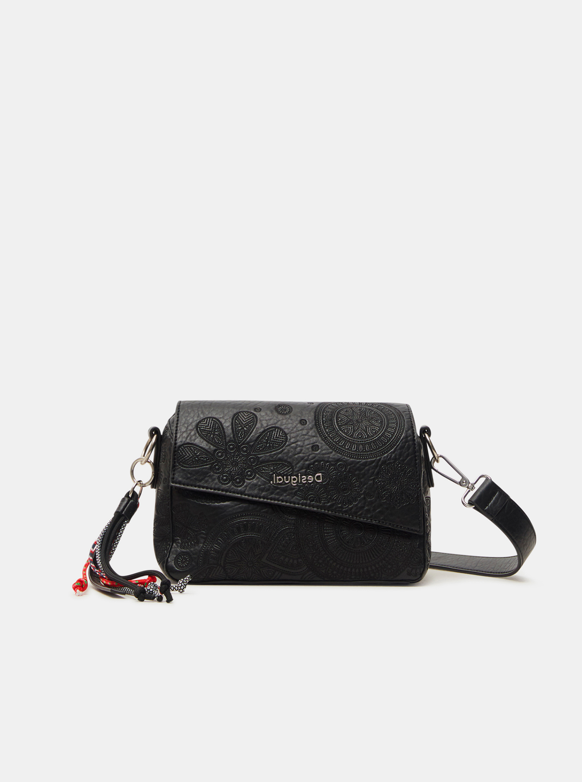 Desigual czarny torebka Deja Vu Phuket Mini