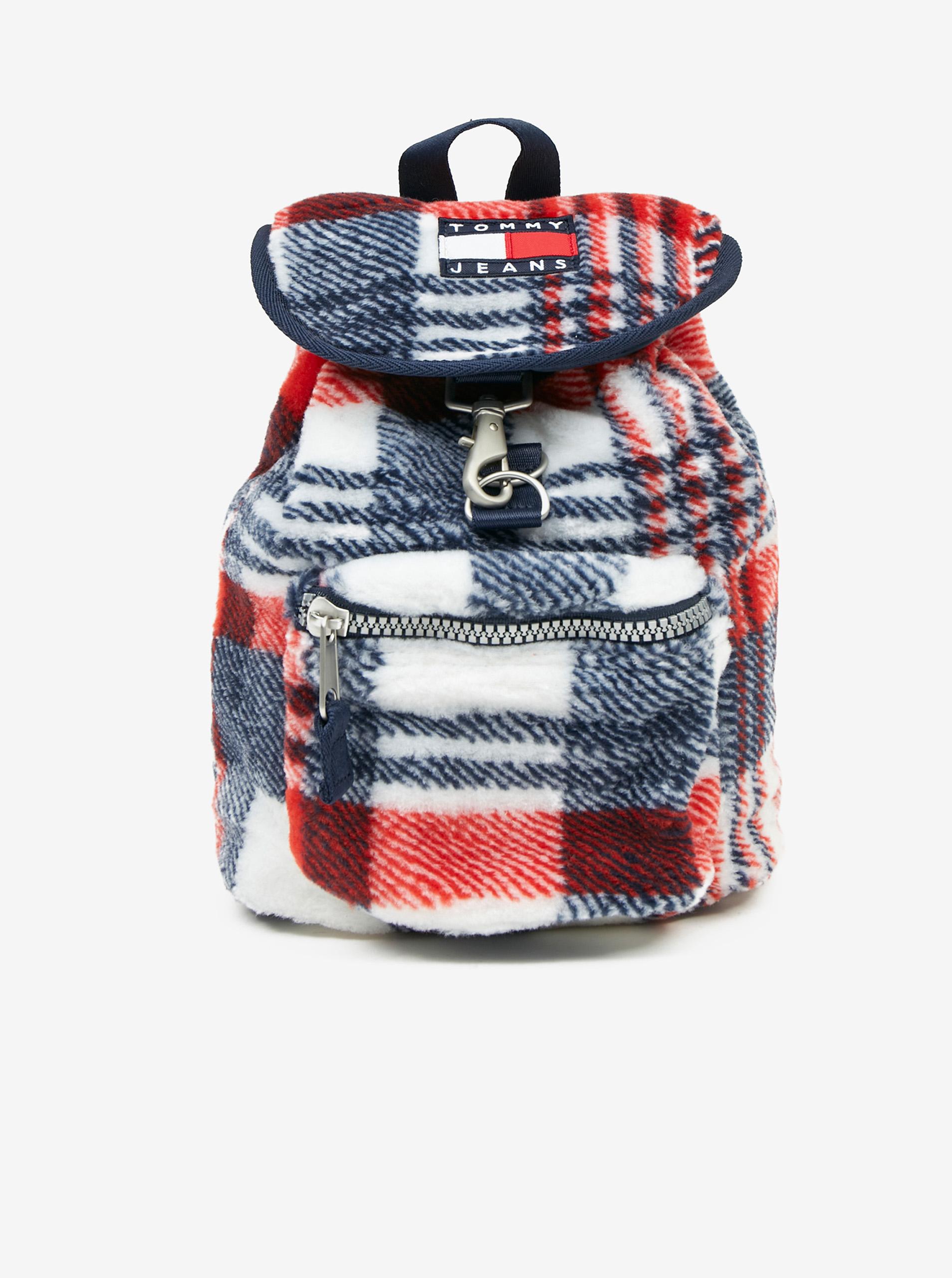 Tommy Hilfiger niebieski plecak
