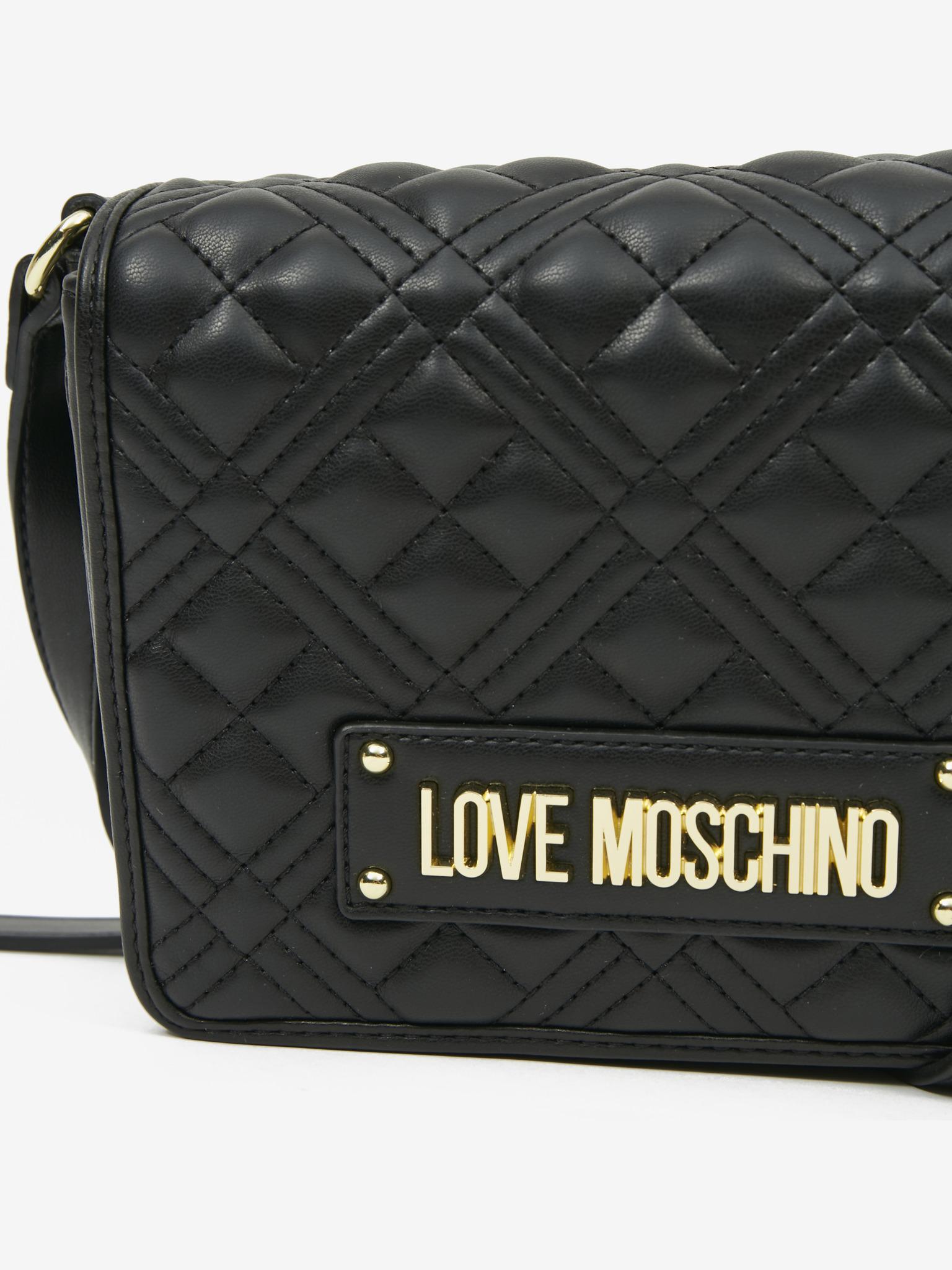 Love Moschino Torebka damska czarny
