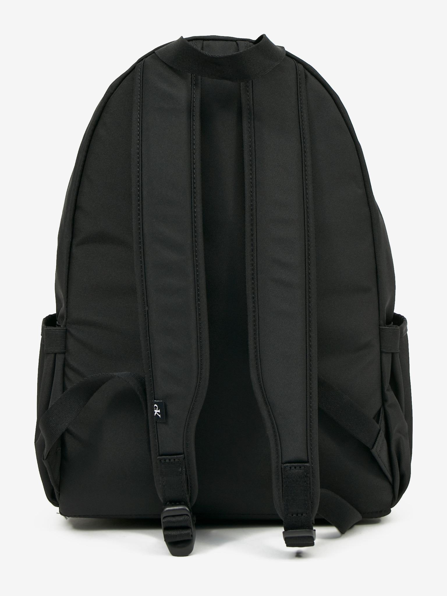 Calvin Klein czarny plecak Sport Essential Campus