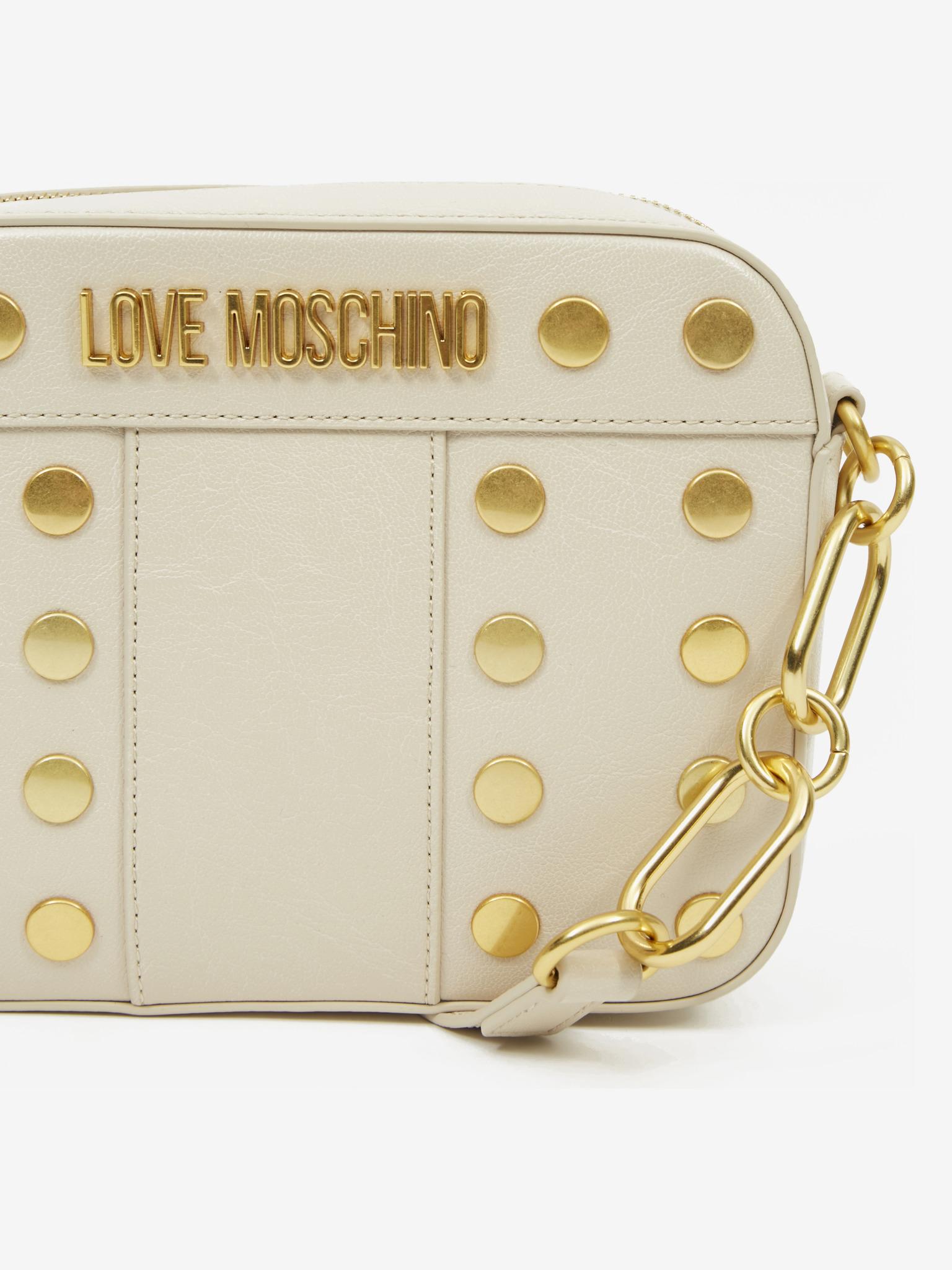 Love Moschino Torebka damska biały