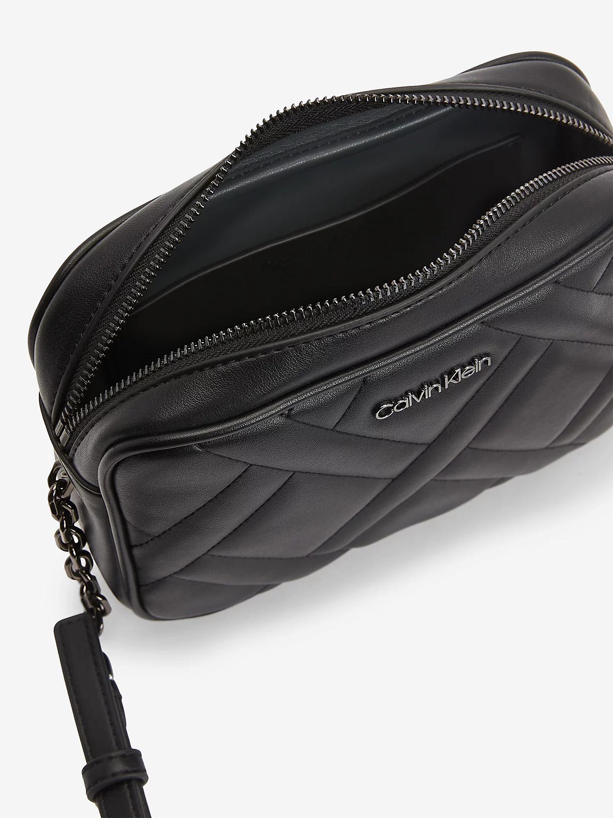 Calvin Klein czarny crossbody torebka