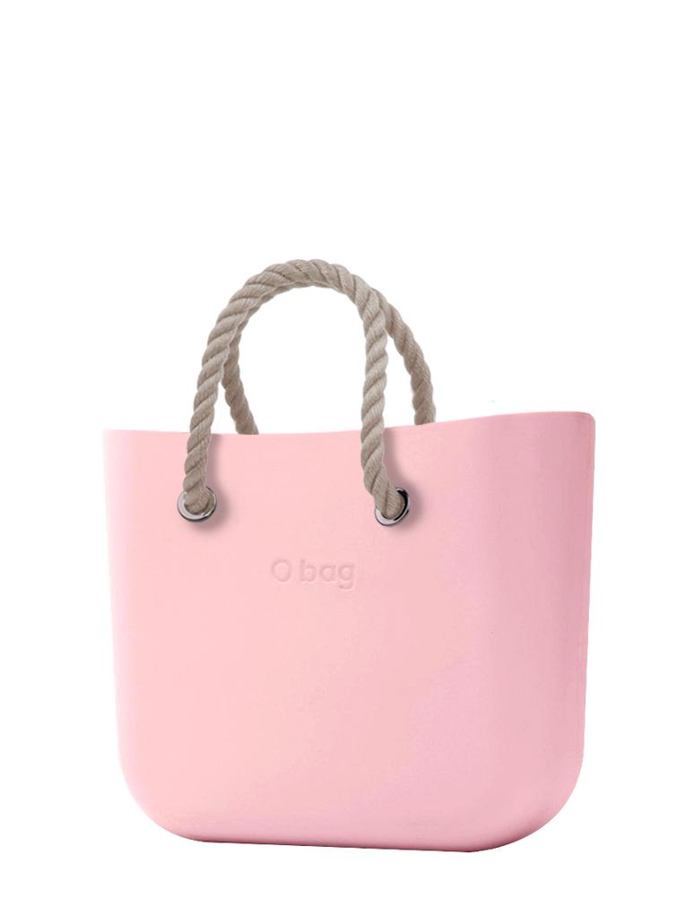 O bag  torebka Cipria z krótkimi linami natural