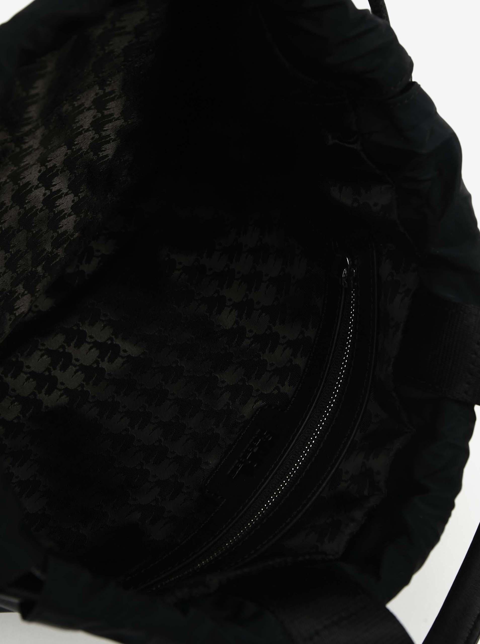 KARL LAGERFELD Plecak damski czarny