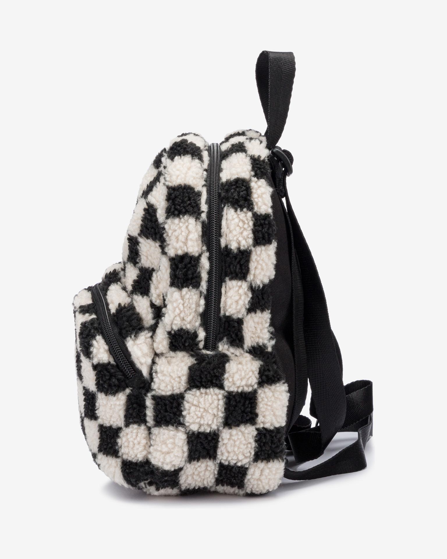 VANS Plecak damski biały Checkboard