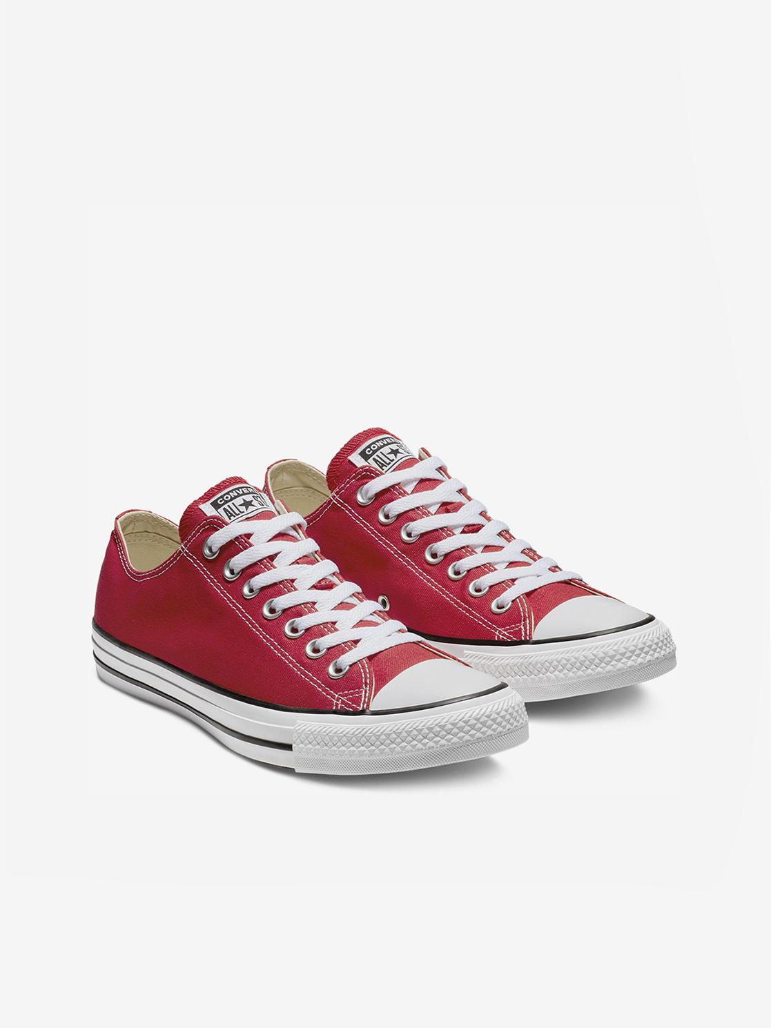 Converse czerwone unisex trampki Chuck Taylor All Star Classic Colors