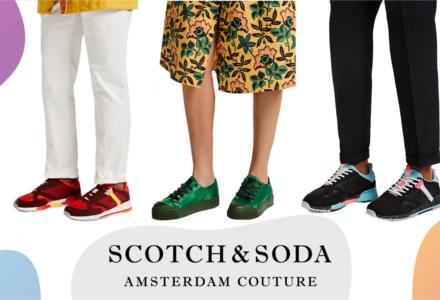 Buty Scotch & Soda - będziemy trendy razem!