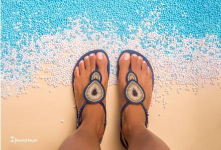 Nowa kolekcja plastikowych butów Ipanema na wiosnę a lato 2019 roku