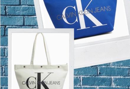 Akcesoria modowe Calvin Klein - kolekcja wiosna/lato 2019