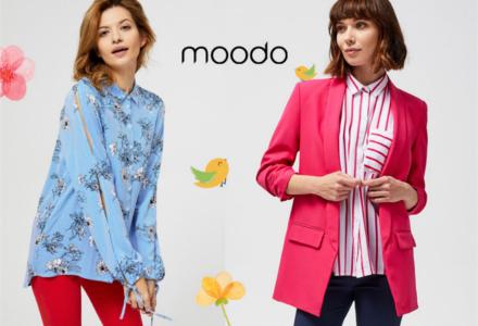 Moodo - stylowa marka ponadczasowej odzieży
