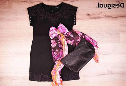 Outfit Desigual z nowej kolekcji