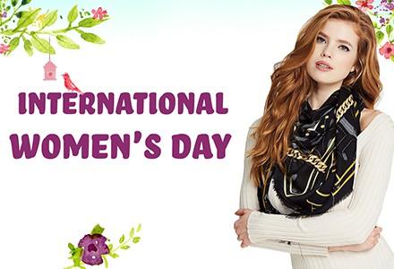 Nie zapomnij o Dniu Kobiet
