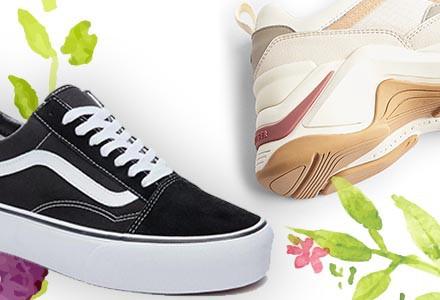 Wskocz do wiosny. TOP 5 butów wiosennych.