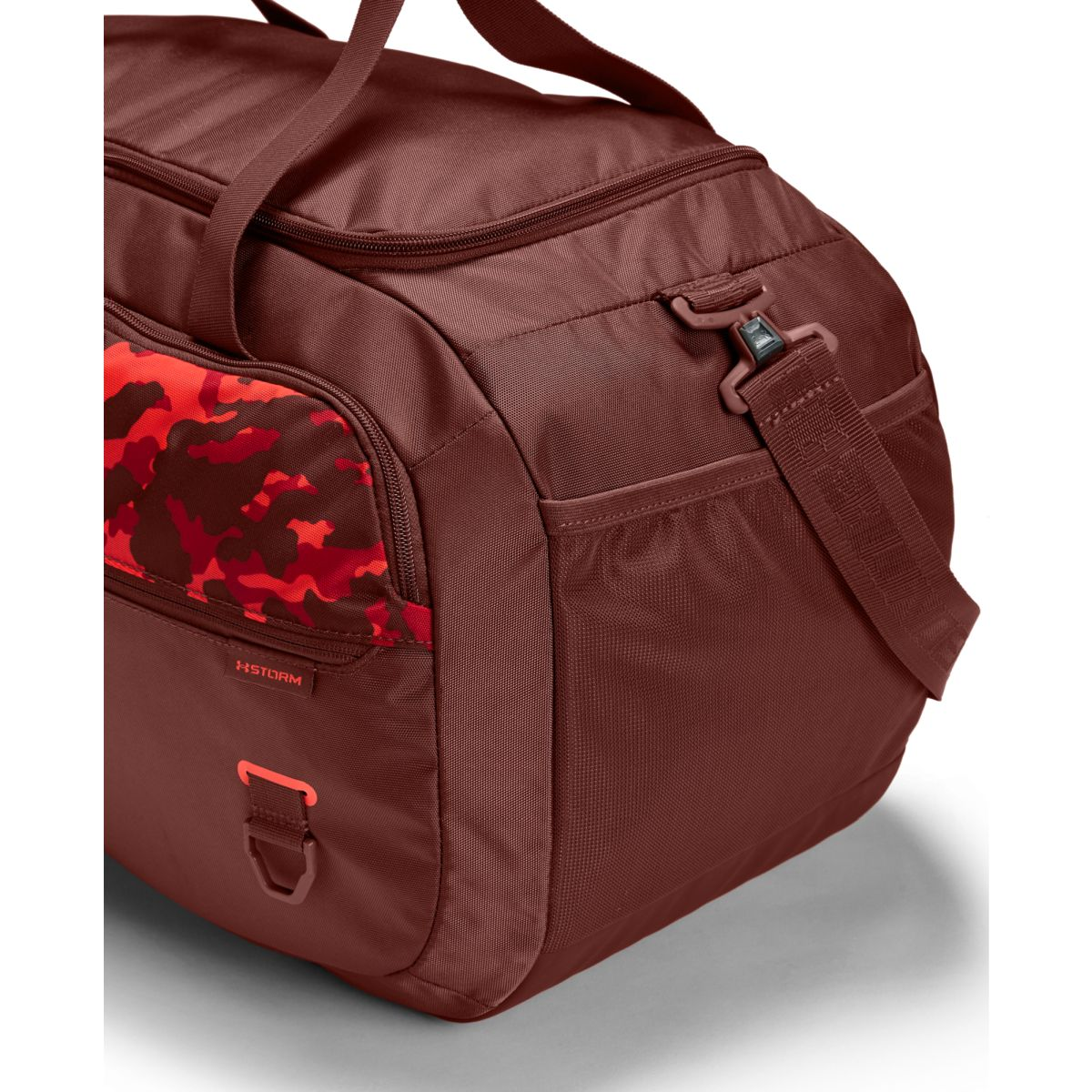 Torba Under Armour UA Undeniable 4.0 Duffle MD-RED
