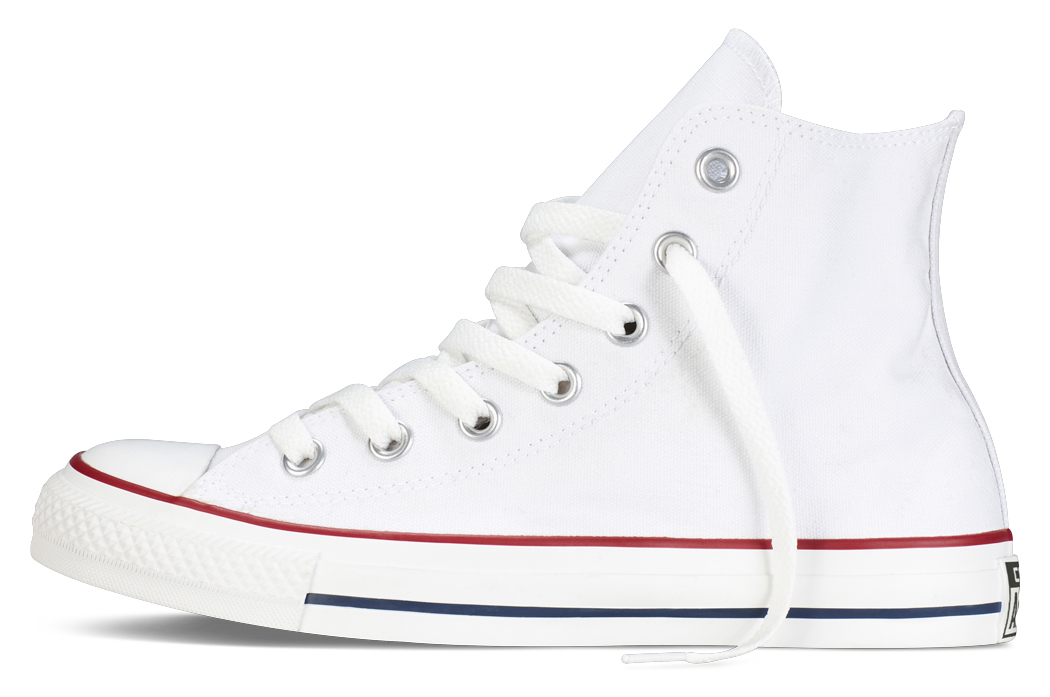 Converse białe buty unisex Chuck Taylor All Star