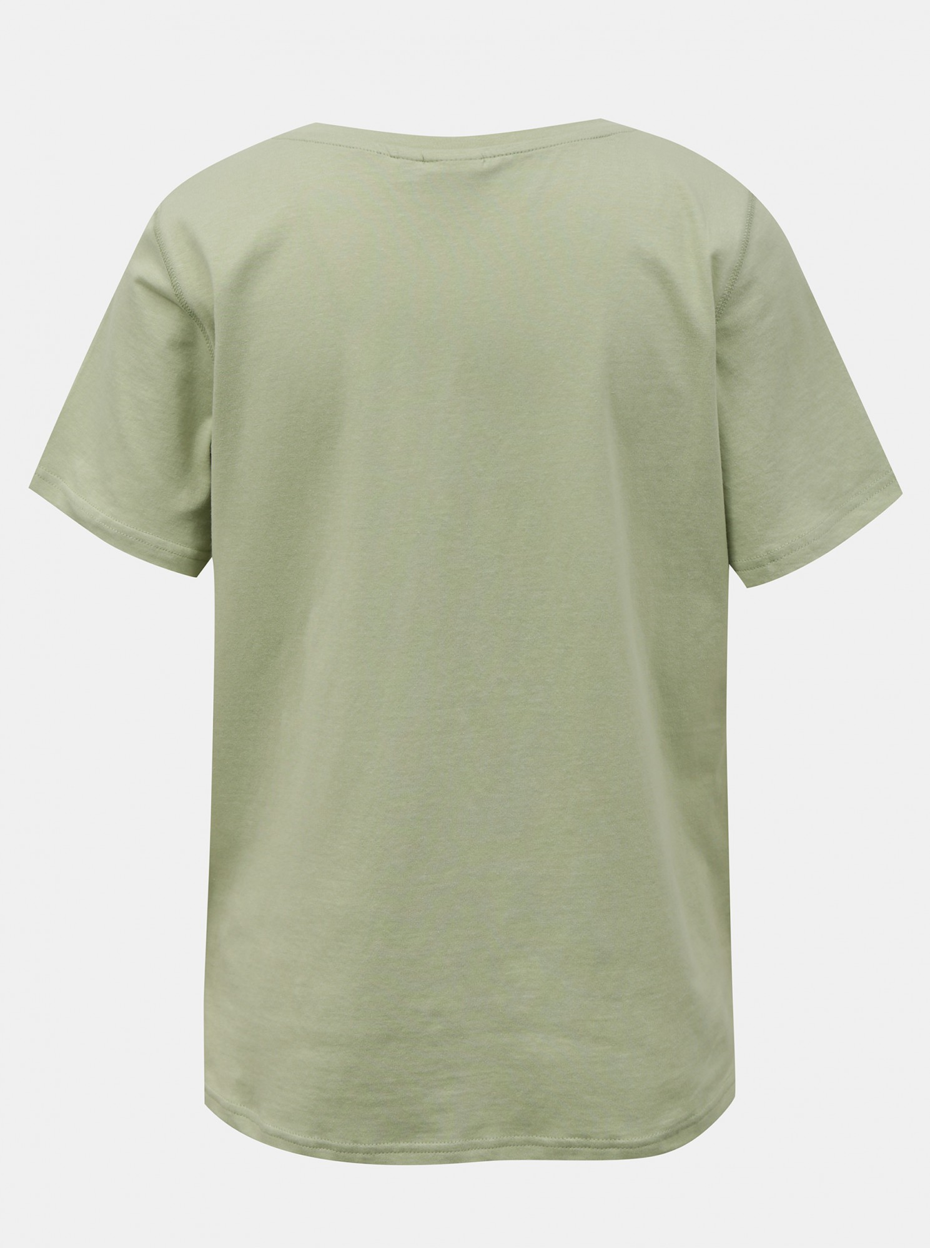 Ichi zielony koszulka Ihskye
