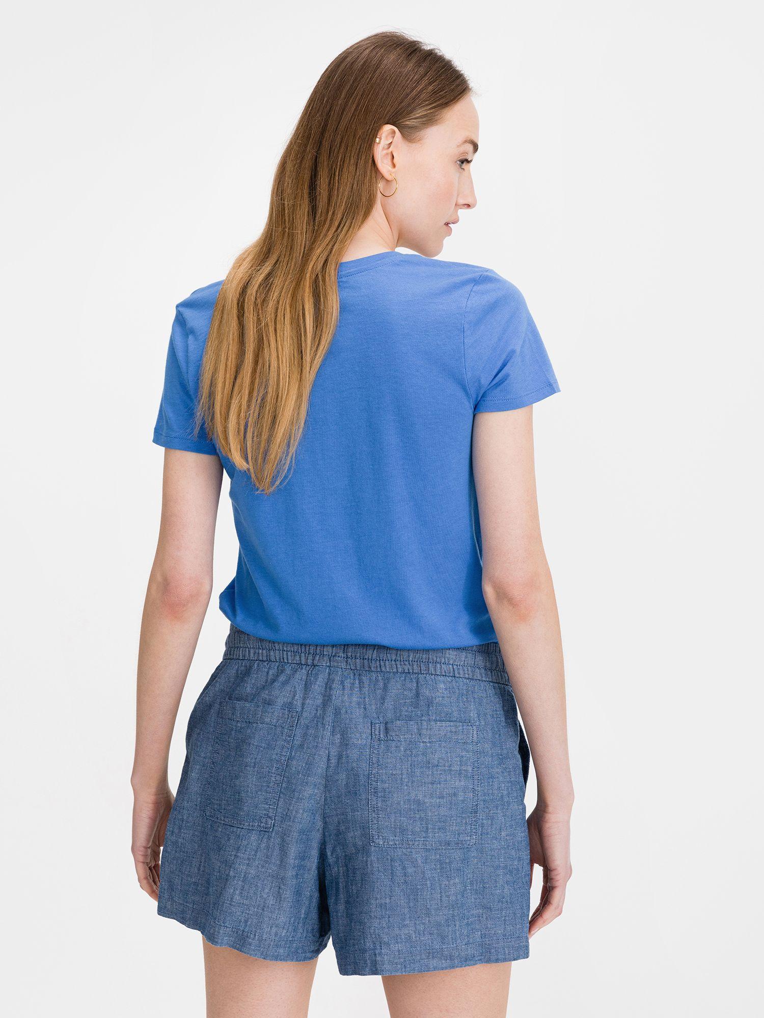 GAP niebieski koszulka Favorite